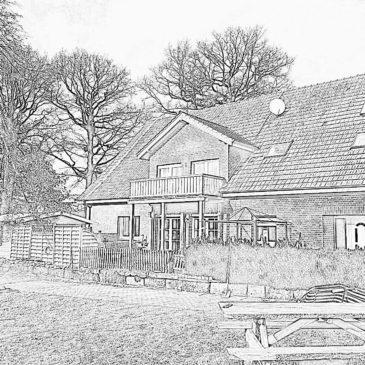 Mehrgenerationenhaus – Bauernhaus 3 WE ca. 330m² Wohnfläche ca. 9500m² Areal